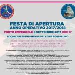 Ripartono le attività dell'affiliate dell'ANAS di Porto Empedocle con una festa