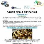 Bari: Sagra delle Castagne per valorizzare l'ambiente e le tradizioni