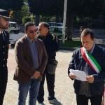 Il Presidente dell'ANAS Calabria alla Manifestazione dei caduti e delle Forze Armate