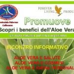 """ANAS Palermo organizza per il prossimo mese di dicembre  """"scopriamo i benefici dell'Aloe Vera"""""""