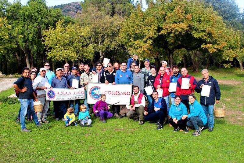 Si è svolta, come da programma, la passeggiata ecologica 7^ la Via del Castagneto al Bosco della Rascata agro di Collesano