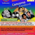 Anas Collesano promuove il Concorso Ridi Sorridi Condividi. Aperte le iscrizioni al contest sino al 30 novembre 2017
