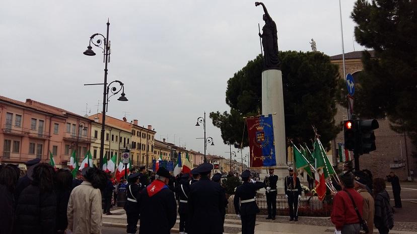 Villafranca di Verona  vive il 4 novembre, presente anche il mondo del sociale, voce al presidente territoriale di ANAS.