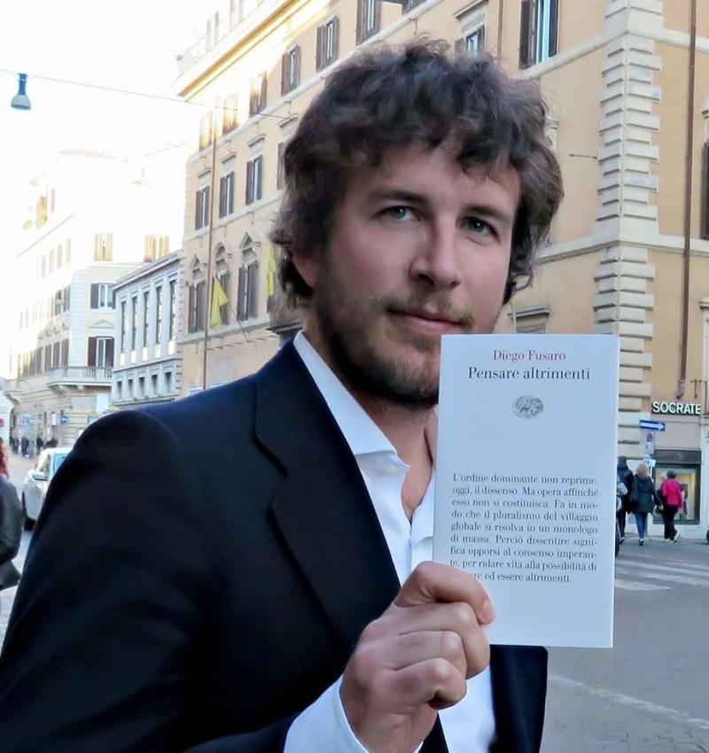 """RC: L'Anas promuove la due giorni di """"La Locride incontra Diego Fusaro"""", un confronto diretto con il filosofo sulle dinamiche nazionali"""