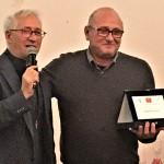 """Il premio 'Natale E…….' è stato assegnato al Presidente  Antonino Vara per """"l'apprezzamento mostrato per il costante impegno, la forte sensibilità per l'attività Sociale Ambientale e Culturale, svolta nel Territorio Madonita,"""
