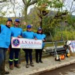 I Consiglieri comunali di Collesano, Peri e Testaiuti, donano all'Associazione A.N.A.S.  il gettone della presenza per il progetto adozione Parco Giochi San Calogero