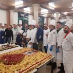 Tenutasi la cena di beneficenza per i 700 poveri della missione Speranza e Carità a cura di Anas Zonale Pitrè, Palermo