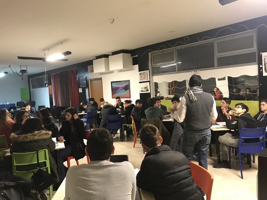 Alternanza Scuola Lavoro al Liceo E. Fermi di Bari con ANAS ed il Quotidiano Sociale