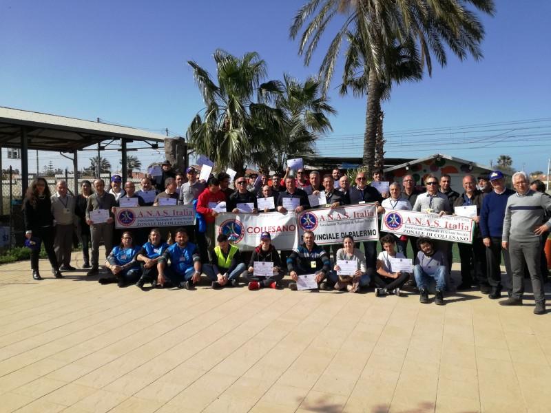 Concluso domenica con grande successo la tre giorni del corso di Potatura a Vaso Policonico a cura di ANAS Collesano