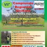 """Anas Collesano. Sabato 24 Marzo il VII° Campionato Regionale Siciliano di Potatura dell'Olivo allevato a """"Vaso Policonico"""""""