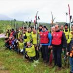 Anche l' ANAS Palermo partecipa alla terza edizione della giornata di dimostrazione e training dedicata agli olivicoltori