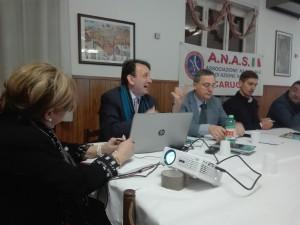 incontro ANAS - inclusione sociale