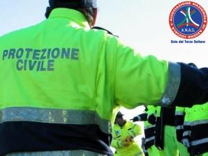 protezione civile - anas