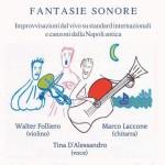 Stasera all'Audutorium A.N.A.S. Bari si esibirà la band musicale Fantasie sonore