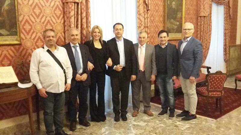 La Presidenza Regionale della Campania dell'A.N.A.S. ufficializza l'organigramma