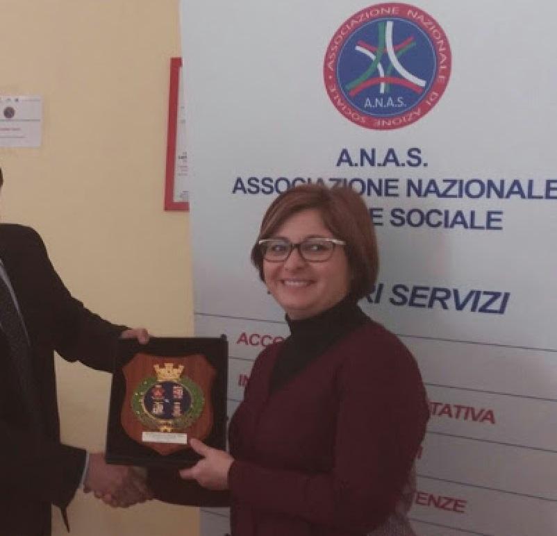 I delegati regionali al al congresso nazionale hanno approvato il nuovo statuto dell'ANAS Nazionale