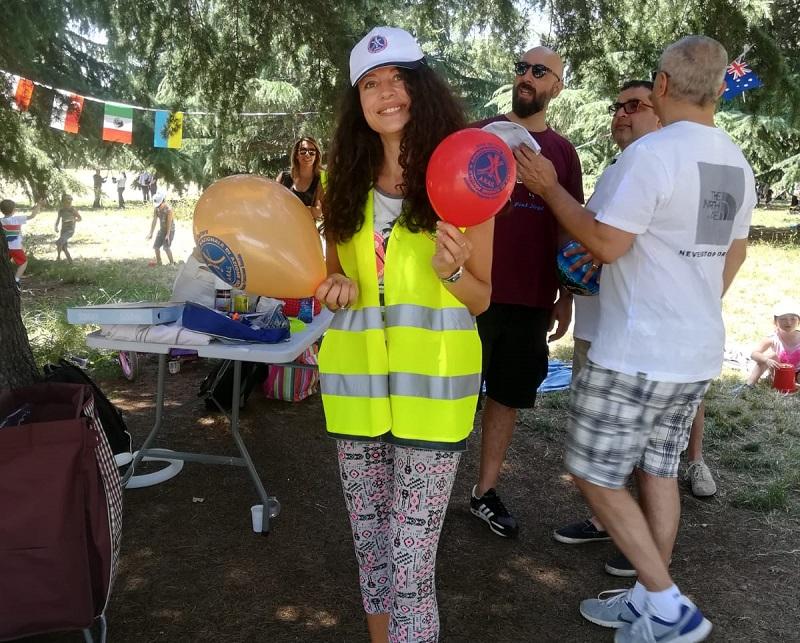 Mini maratona a Roma con ANAS Lazio