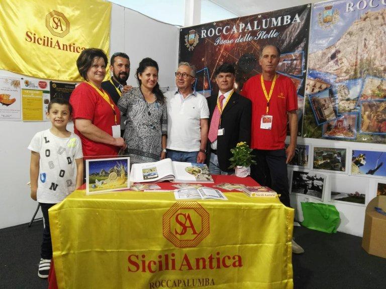 ANAS Roccapalumba e SiciliaAntica per la promozione dei prodotti locali