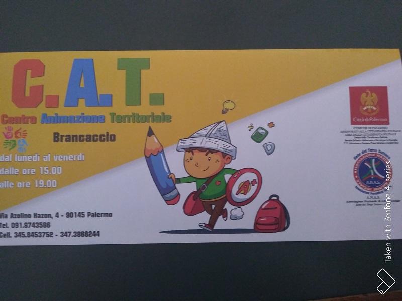 C.A.T. A.N.A.S. in visita didattica al teatro Massimo Vittorio Emanuele di Palermo