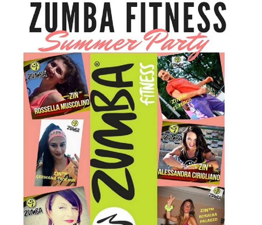 """Zumba Fitness - Summer Party"" a Civita in provincia di Cosenza"