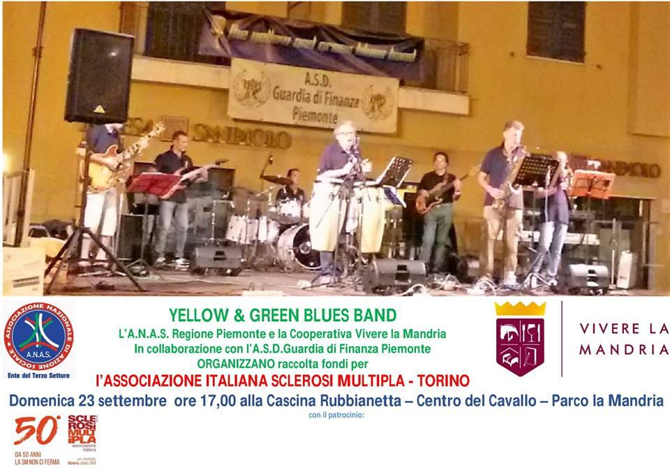 23 settembre alla Rubbianetta di Druento con ANAS E ASD gdf tra  solidarietà e musica