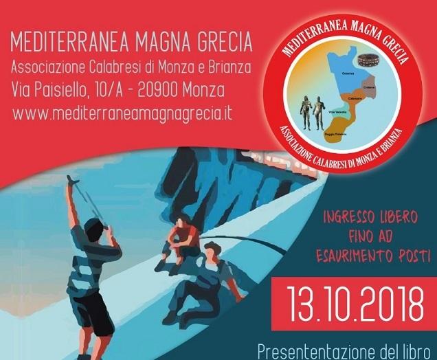 Li Maligredi edito Feltrinelli sarà presentato a Monza. Partecipa anche l'ANAS