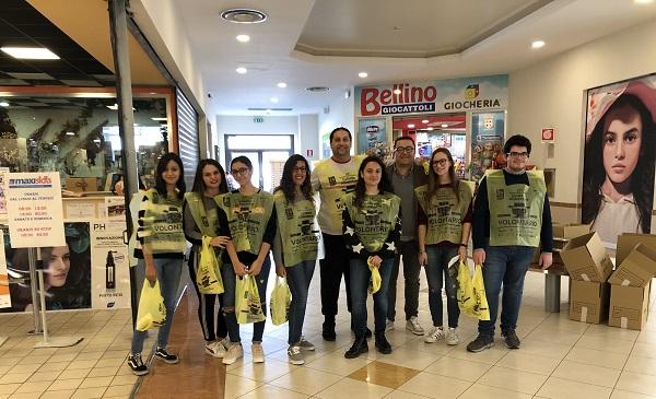 Anche l'ANAS Calabria a sostegno degli indigenti nella giornata del banco alimentare