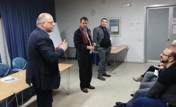 A Brescia nei locali della Casa delle associazione l'ANAS ha tenuto un incontro sulla riforma
