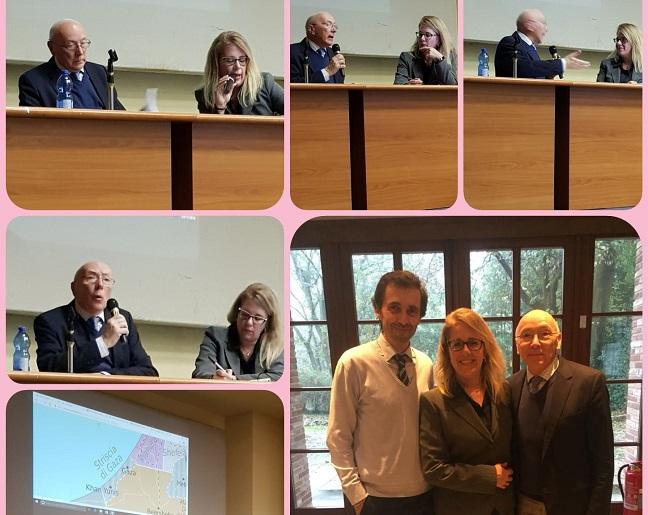 ANAS Lombardia all'Istituto G. Marconi di Gorgozola per parlare di valori con il prof. Petermann