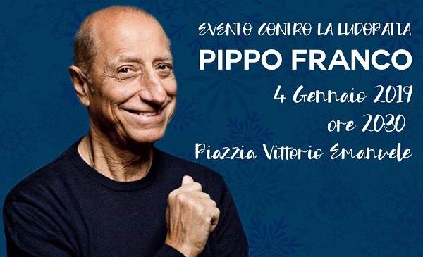 A Monopoli l'ANAS organizza con Pippo Franco una serata all'insegna della Prevenzione