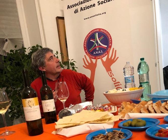 Tra cultura e tradizione tra giovani ed anziani  l'ANAS Lazio  incontra il territorio e gli affialiati