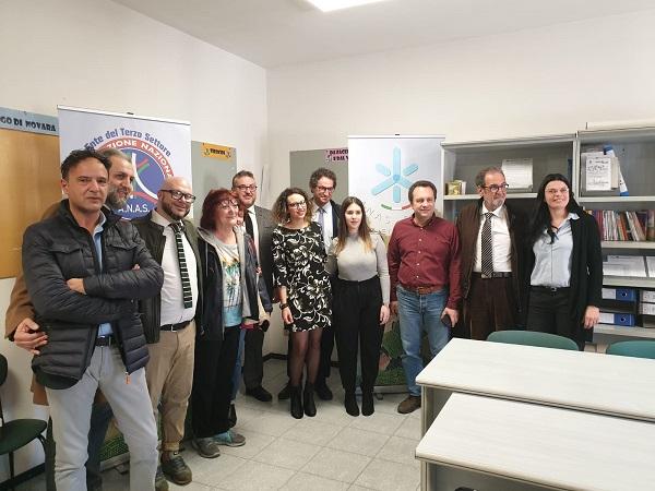 Ente locale ed associazione per lo sviluppo del territorio di Galliate