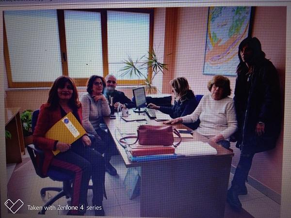 Informazione e sensibilizzazione con ANAS Campobasso per la lotta alla dispersione scolastica ed alle dipendenze