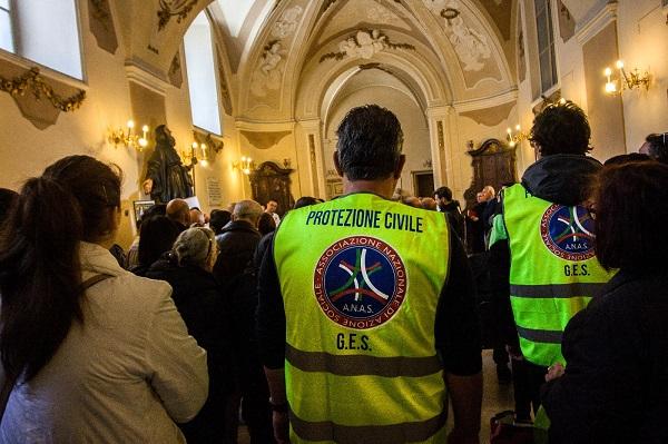 Volontari ANAS Palermo tra solidarietà e sostegno all'uomo ed alla persona