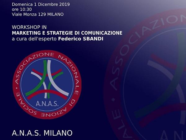 Marketing e strategie di comunicazione con il web è il corso che organizza La sede di Milano