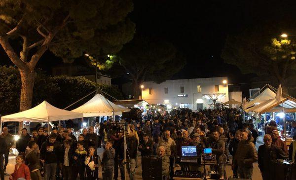 Volontari Ausiliari del Traffico ANAS a supporto dell'evento organizzato dalla presidenza regionale Calabria