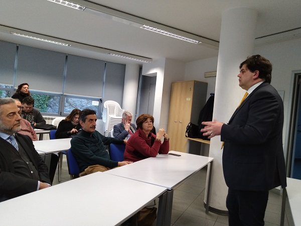 La Rete ANAS ligure ha incontrato soci e amici per discutere e costruire il futuro