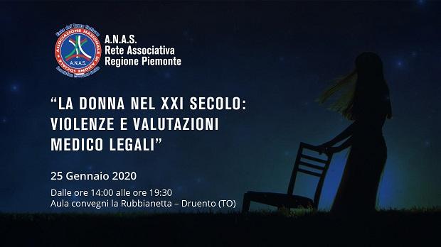 LA DONNA nel XXI secolo se ne parla a Torino il prossimo 25 gennaio