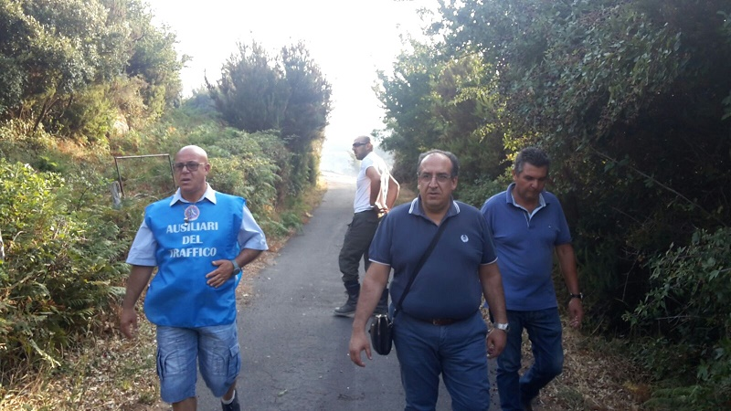 Si e concluso il corso di ausiliari volontari del traffico organizzato da ANAS Calabria in partenariato con il comune