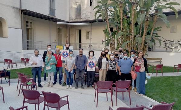 Cultura solidarietà ed il desiderio di partecipare alla costruzione di un futuro migliore riunione dei volontari ANAS